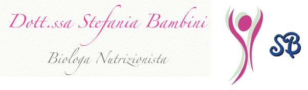 Stefania Bambini - Nutrizionista